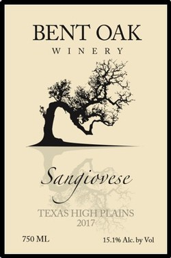 2017 Sangiovese Texas High Plains Image