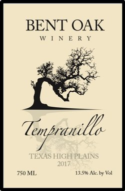 2017 Tempranillo Texas High Plains