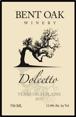 2019 Dolcetto Texas High Plains