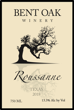 2018 Roussanne Texas High Plains