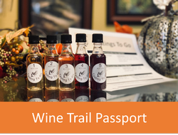Tasting To Go Wine Trail Passport