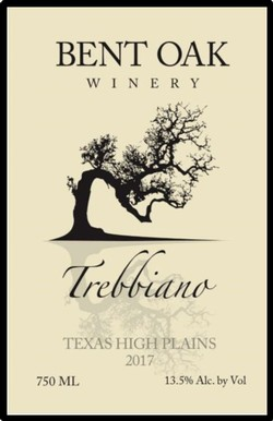 2017 Trebbiano Texas High Plains