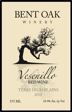 2018 Vesenillo Port Style Texas High Plains