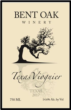 2017 Viognier Texas High Plains
