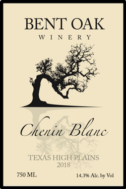 2018 Chenin Blanc Texas High Plains