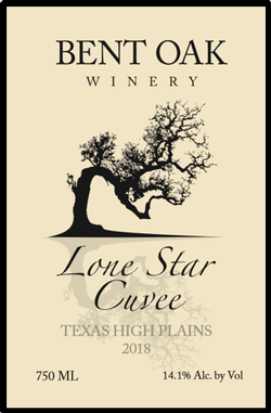 2018 Lone Star Cuvee Texas High Plains